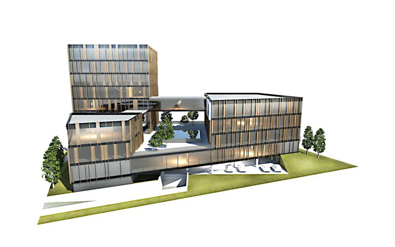 Die WMG hat gemeinsam mit der Hexad GmbH eine Strategie zur Expansion am Firmensitz in Wolfsburg entwickelt.