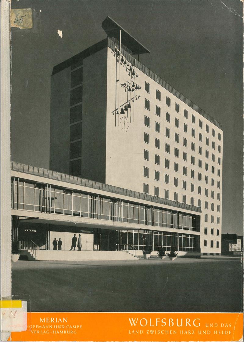 Im Jahr 1958 widmete sich eine ganze Ausgabe des Magazins Merian.