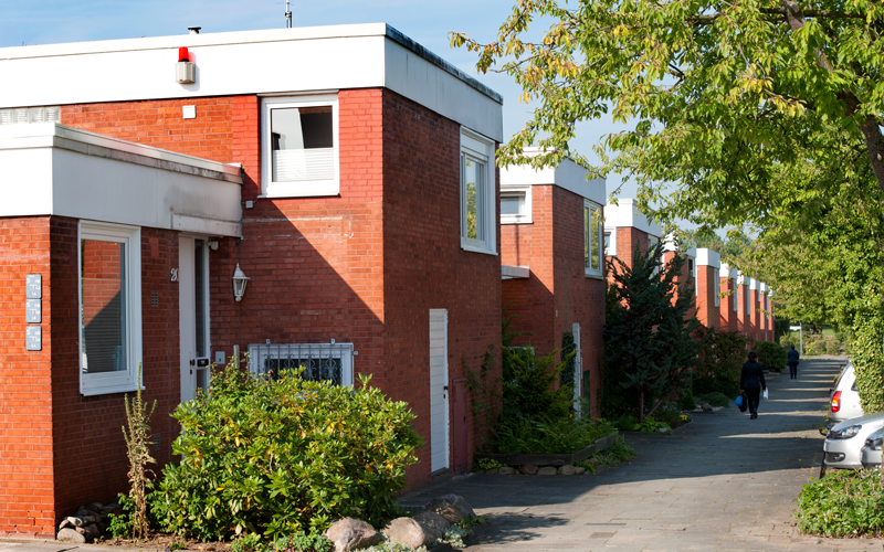 Stadtbaurat Kai-Uwe Hirschheide lädt ein zum Thema Einfamilienhäuser.