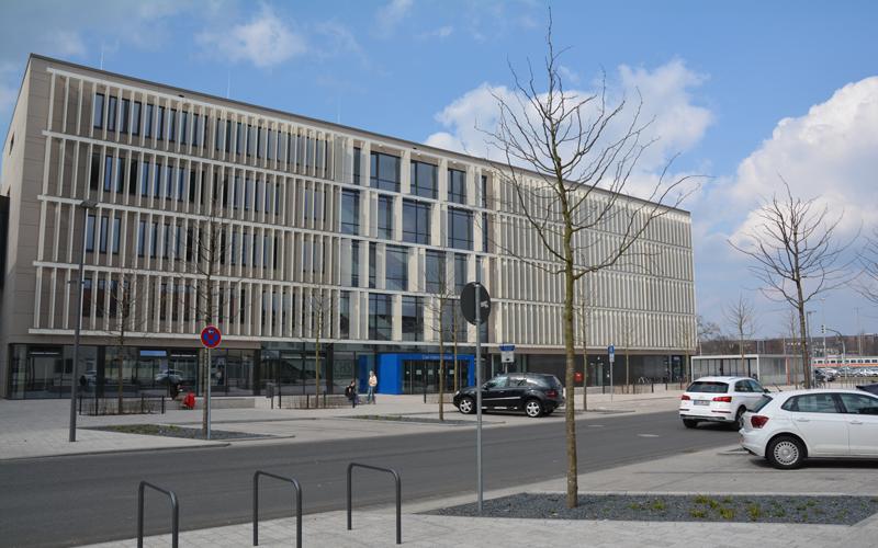 Die für den 8. Mai angekündigten Rundgänge in Westhagen und im Handwerkerviertel können nur digital stattfinden.