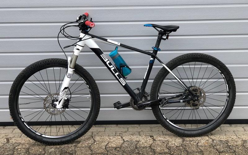 Die Polizei Wolfsburg sucht den Besitzer zu einem beschlagnahmten Fahrrad.
